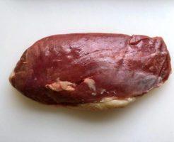 鴨胸肉の下処理8