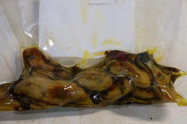 牡蠣オイル漬け13