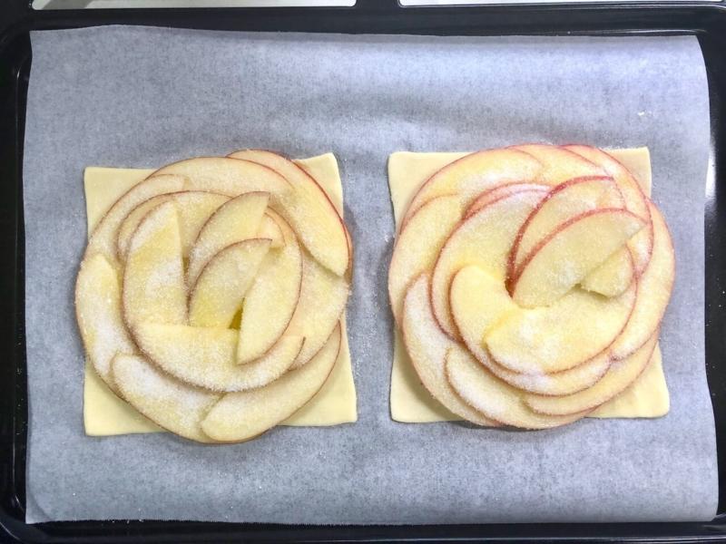 簡単アップルパイの作り方12