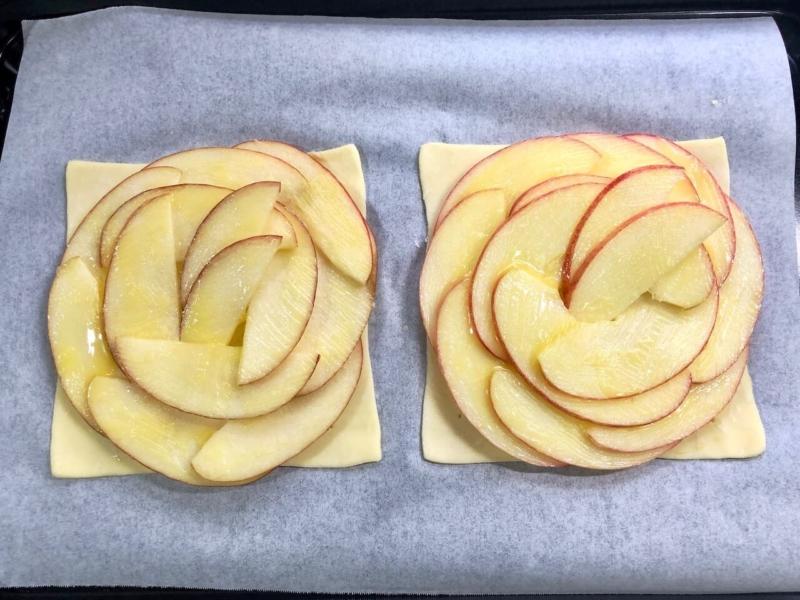 簡単アップルパイの作り方11