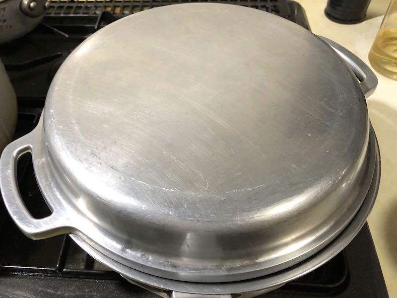 小エビとアサリのスパゲッティの作り方5