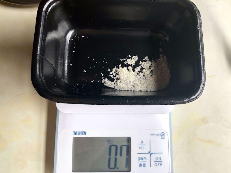 低温調理でサーモンを調理19