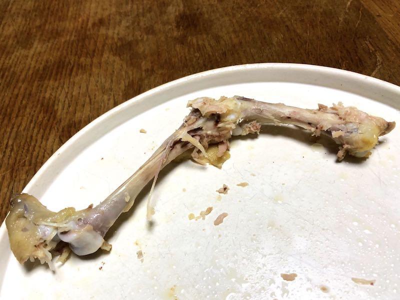 低温調理鶏もも肉のコンフィの作り方26