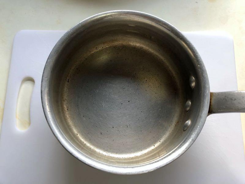 サラダチキンと温泉卵の冷製親子カルボナーラ4
