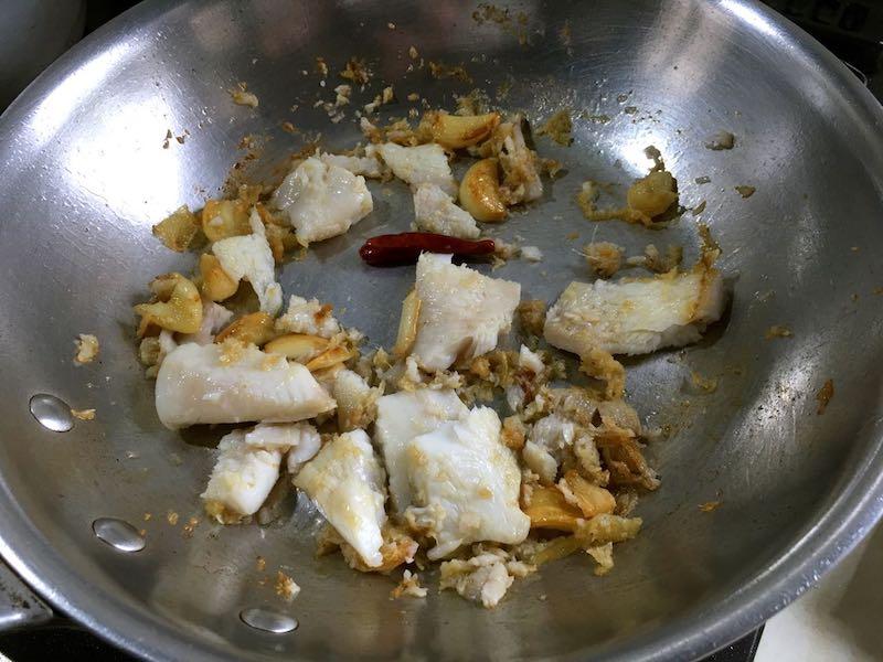 白身魚トマトソーススパゲッティ08