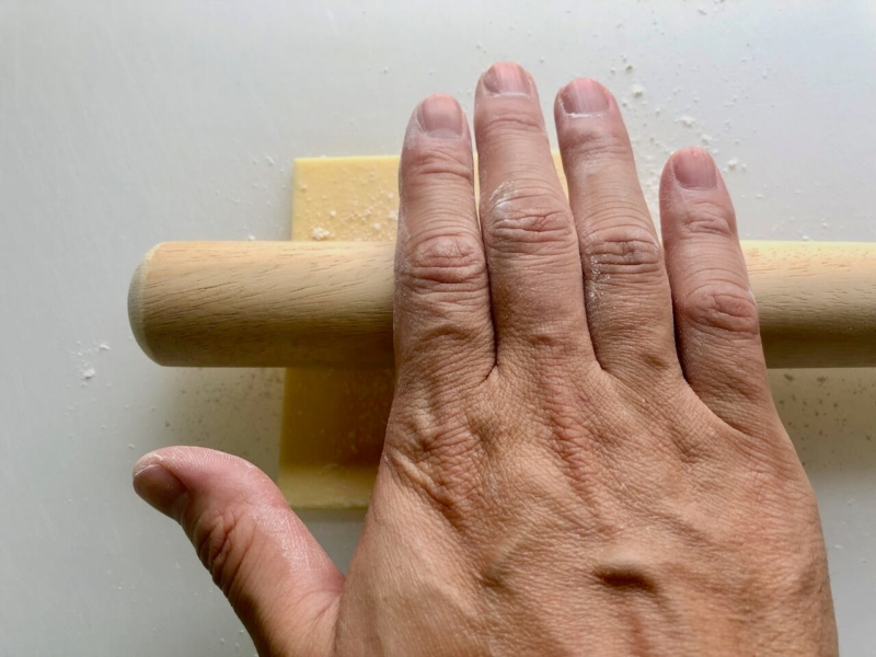 簡単アップルパイの作り方5