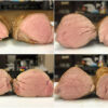 豚ヒレ肉の低温調理比較