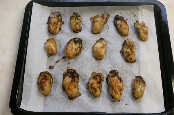 牡蠣オイル漬け10