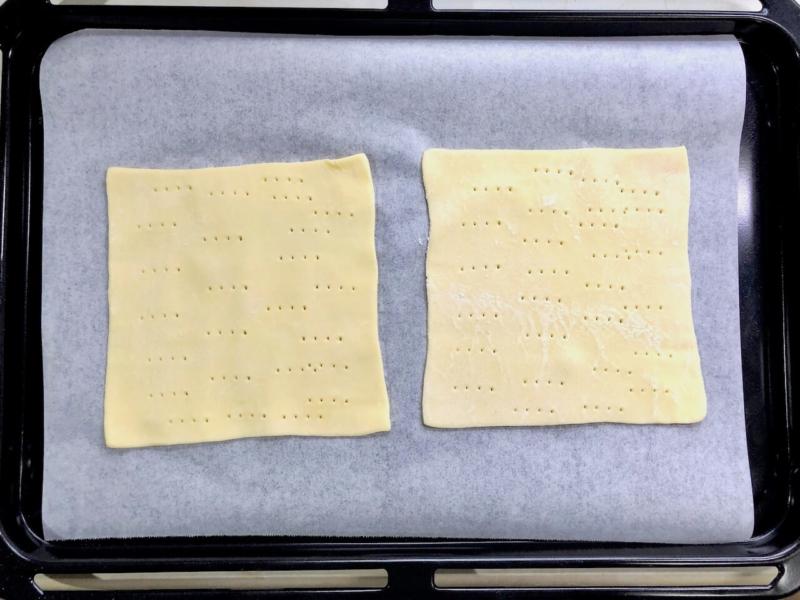 簡単アップルパイの作り方9