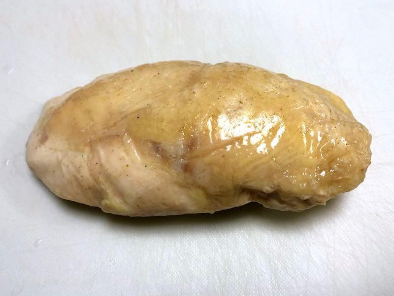 低温調理で鶏胸肉(BONIQボニーク)8