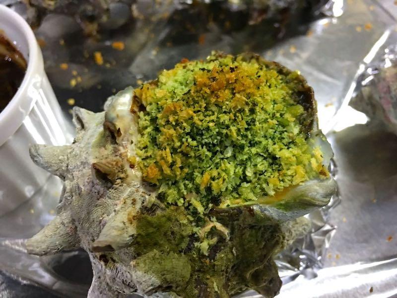 サザエのエスカルゴバター焼き54