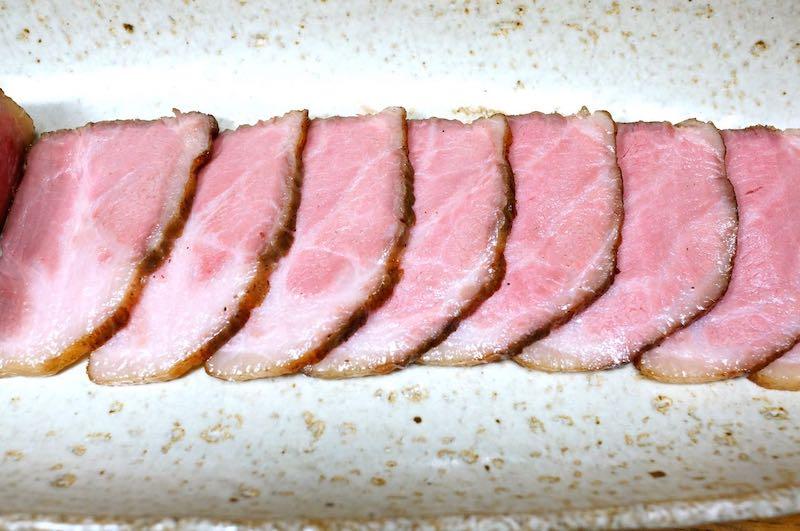 低温調理で豚肩ロースでローストポーク16
