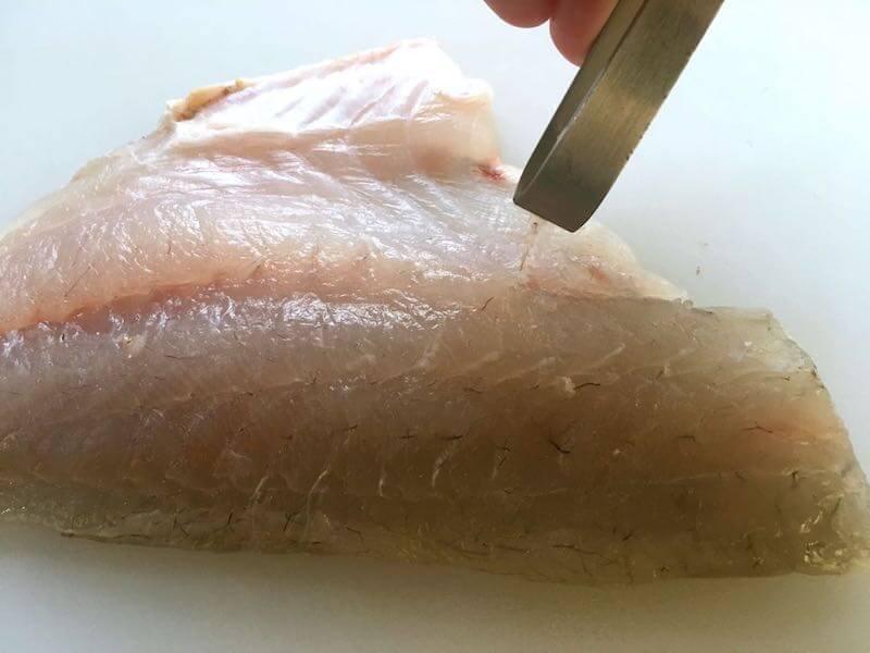 魚のソテーフライパンでの焼き方5
