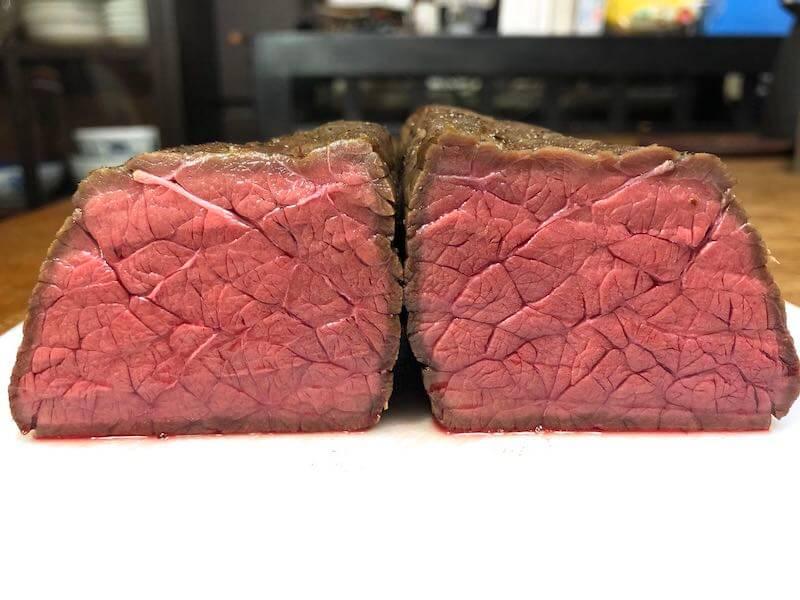 低温調理牛モモのローストビーフ5