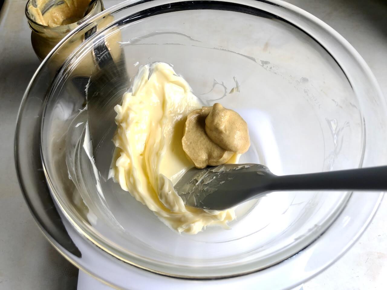 アメリカンクラブハウスサンド マスタードバター2