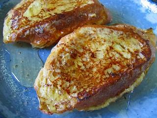 フレンチトースト(フランスパン)