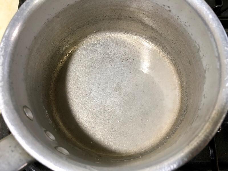 赤ワインソースの作り方 4