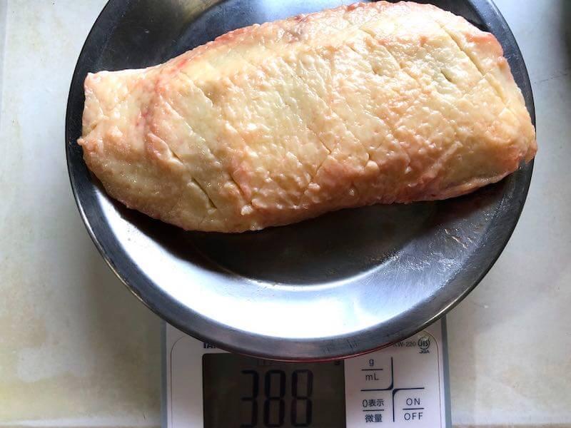鴨胸肉の低温調理8