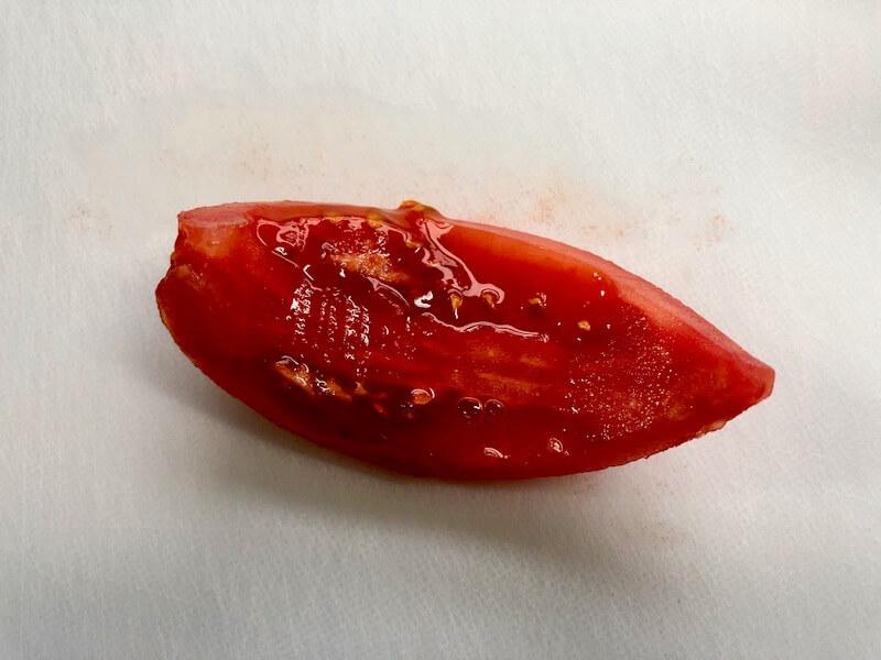 トマトコンカッセの作り方6