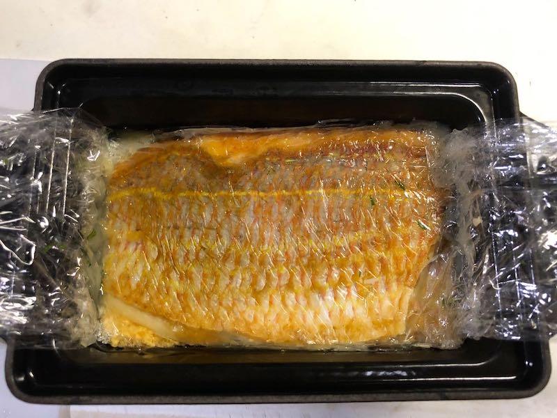 魚のテリーヌの作り方49