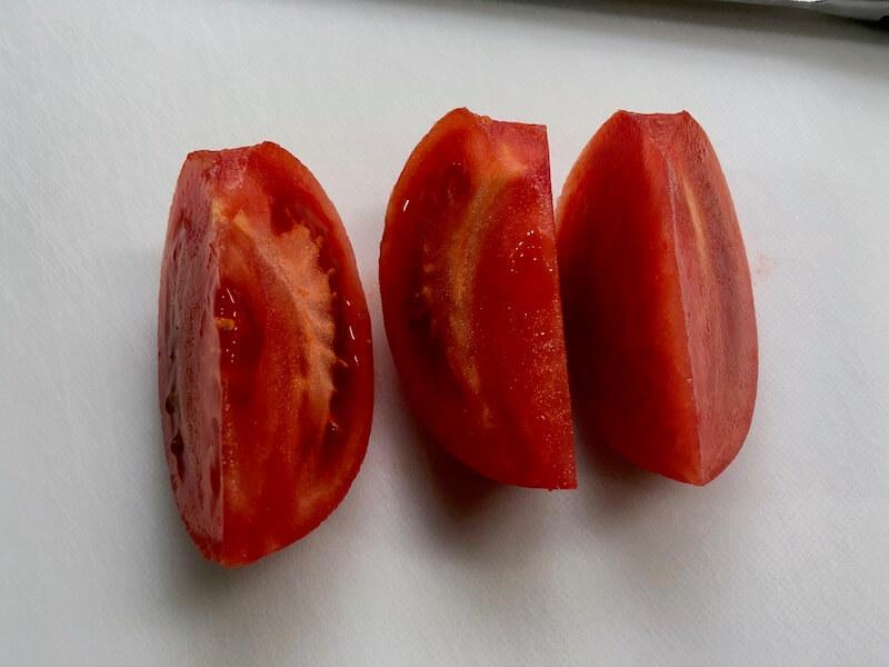 トマトコンカッセの作り方3
