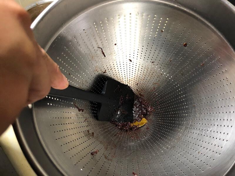 赤ワインソースの作り方 23