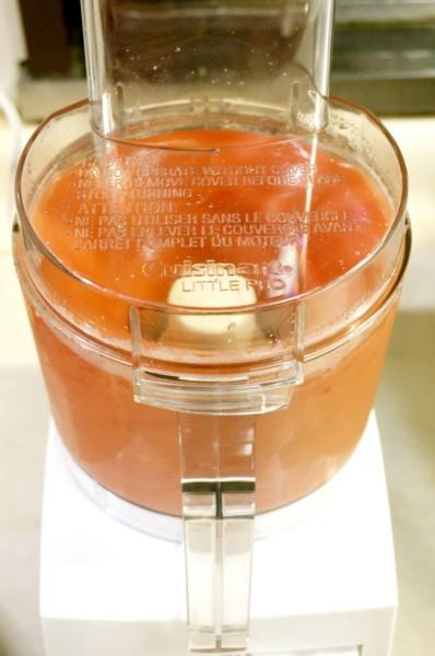 冷製トマトゼリーバジルカッペリーニ07