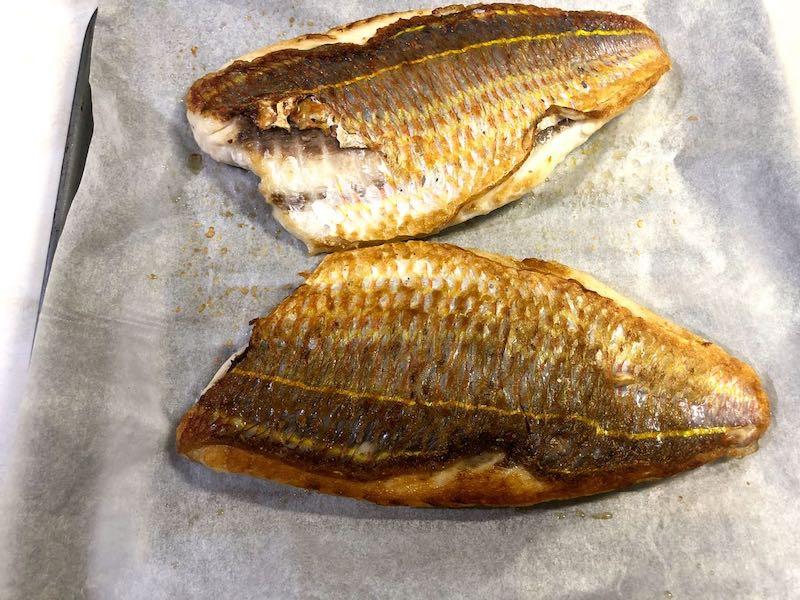 魚のテリーヌの作り方24