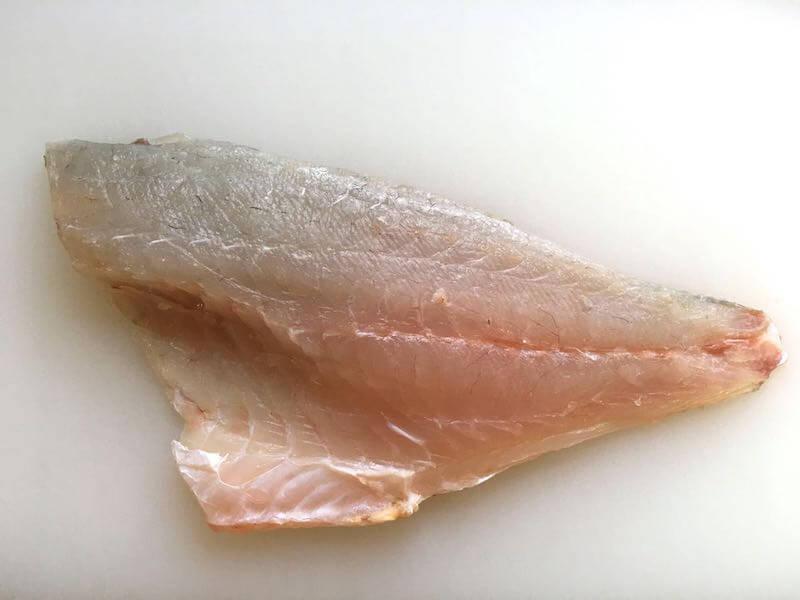 魚のソテーフライパンでの焼き方4