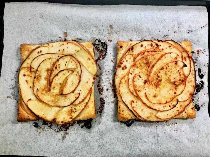 簡単アップルパイの作り方15