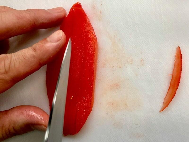 トマトコンカッセの作り方13
