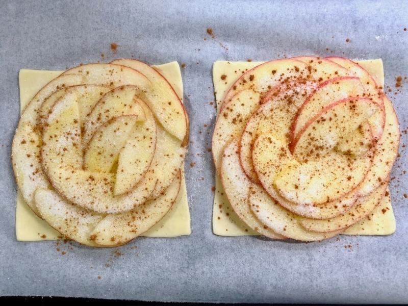 簡単アップルパイの作り方14