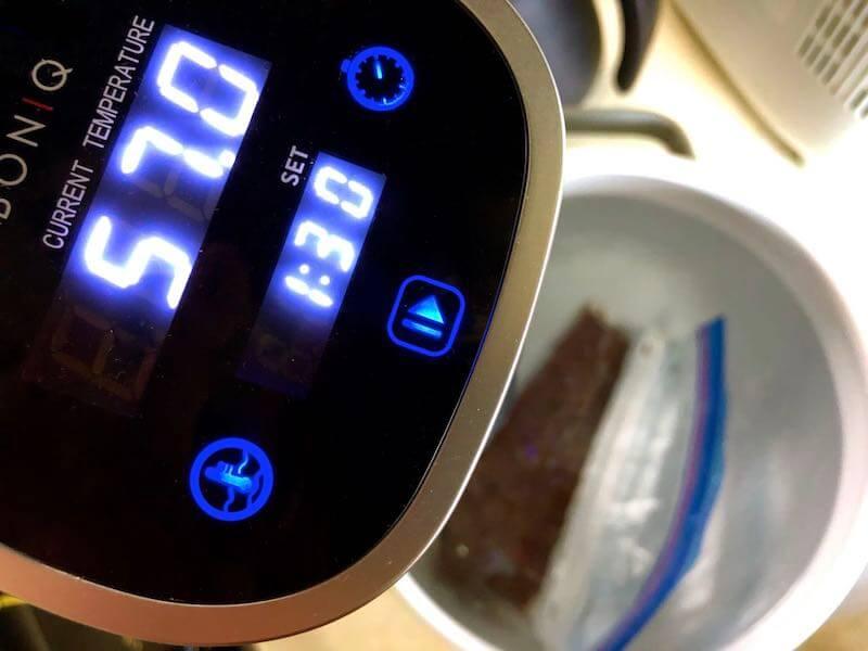 鴨胸肉の低温調理7