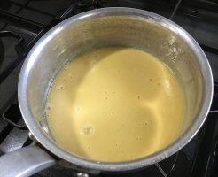 バターソース(ブールブラン)30