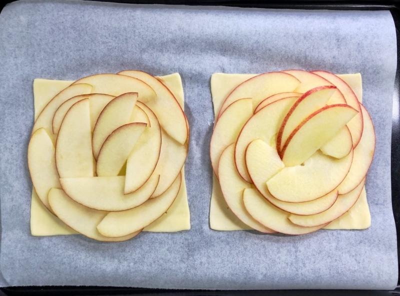 簡単アップルパイの作り方10