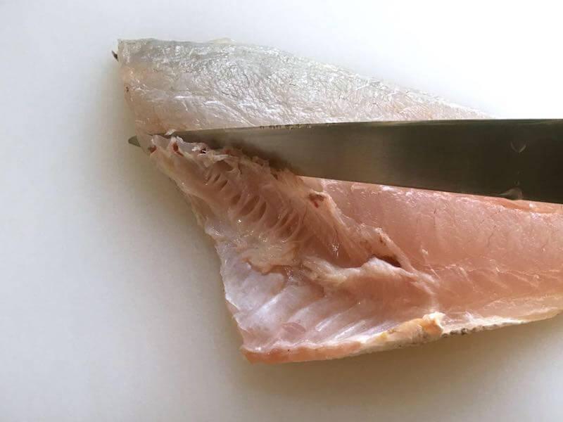 魚のソテーフライパンでの焼き方2