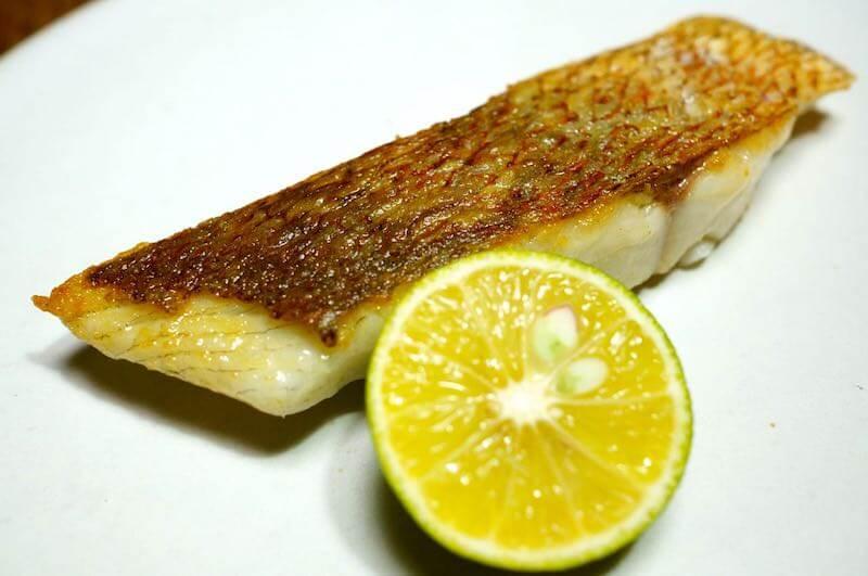魚のソテーフライパンでの焼き方18