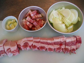豚肉のリエット4