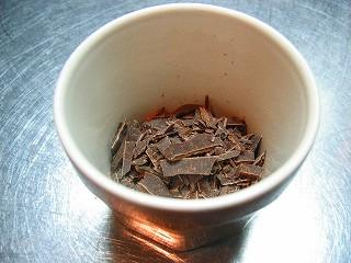 チョコプレート