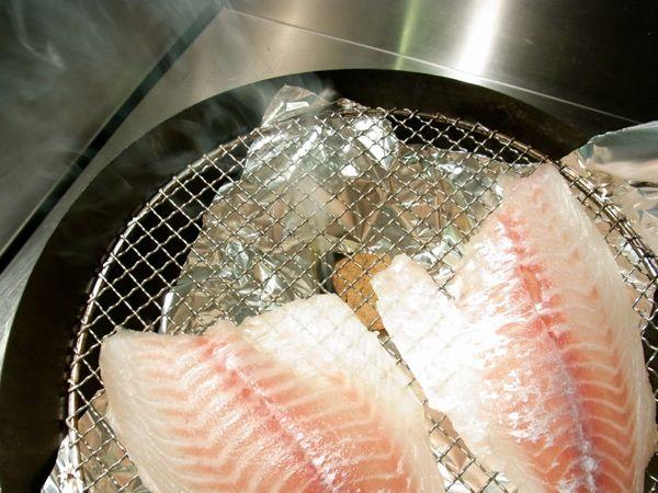 真鯛のライトスモーク15