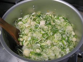 ねぎのスープ8