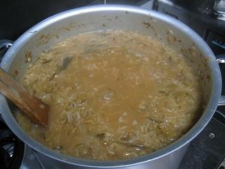 ねぎのスープ9