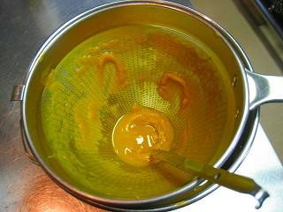 かぼちゃのスープ8