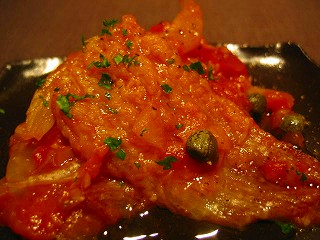 かすべのトマト煮