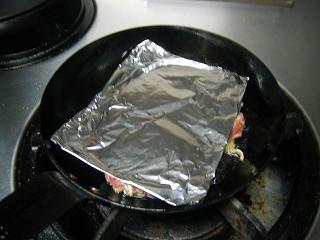 鶏の焼き方6
