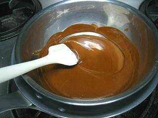 チョコレートタルト3