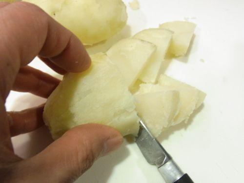 スモークサーモンのポテトサラダ15