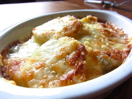 3種のチーズじゃがいもグラタン4